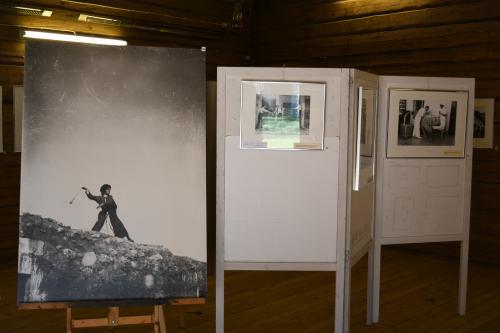 Från utställningen på Storänget