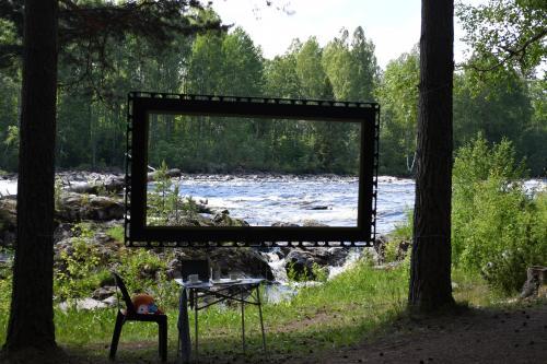 Bild från 2020års Konst i byn