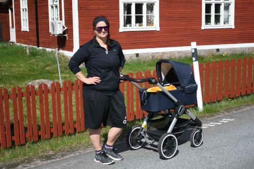 Martina och Adina Berglund