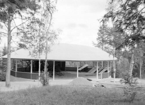 Dansbanan 1954